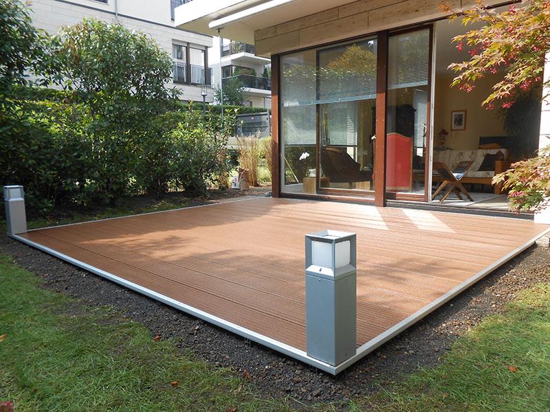 Terrassenbau | Terrassenbeleuchtung | Garten- & Landschaftsbau